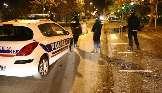 Violences d'Halloween : La «Purge» Rennaise
